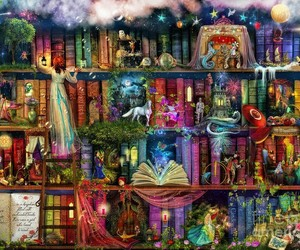 books and fairytales image