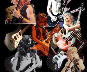 guitarist, rock, and randy rhoads image