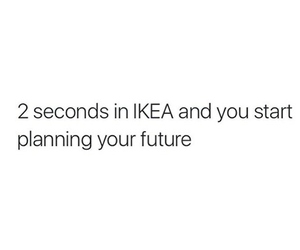 ikea and quote image