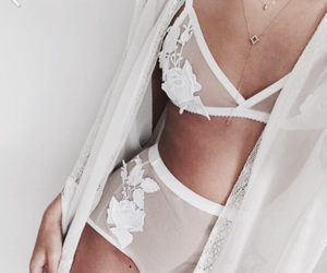 aesthetic, lace, and fashion image