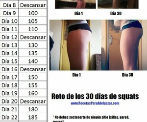 butt, 30 day, and gluteos image