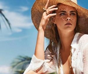 cara delevingne, model, and summer image