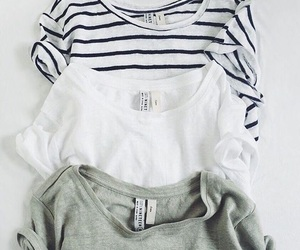 clothes, colours, and stripes image