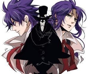 anime, mana d cambell, and d.gray-man image