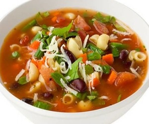 soup recipes, vegetable soup recipe, and minestrone soup recipes image