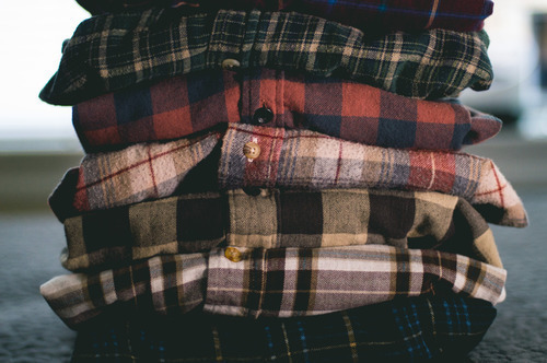 autumn, fall, and flannel image