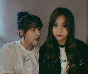 girl, friends, and gfriend image