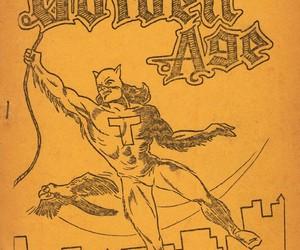 fanzine and comics image