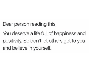quotes, happiness, and love yourself image