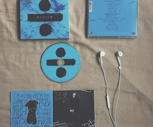divide, music, and ed sheeran image