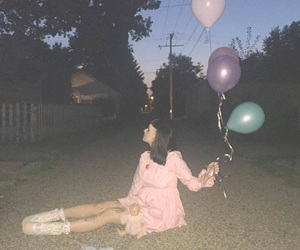 aesthetic, creepy cute, and pastel image