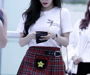 airport, ap, and clothes image