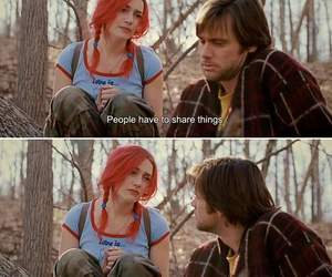 eternal sunshine of the spotless mind, movie, and quotes image