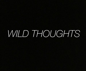 wild thoughts and rihanna image
