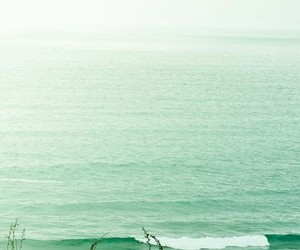 ocean, water, and green image