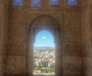 architecture, Granada, and spain image