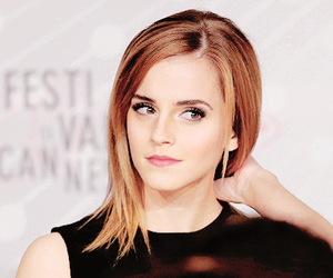 emma watson, actress, and hair image