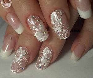 nails, art, and photography image