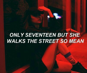 quotes, red, and lana del rey image