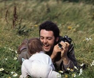Paul McCartney, the beatles, and photography image