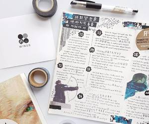 art, creative, and diary image