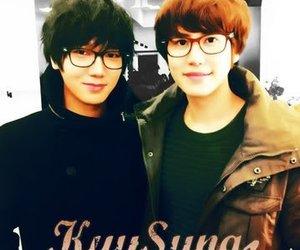 kyuhyun, super junior, and yesung image