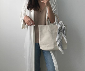aesthetic, bag, and soft image