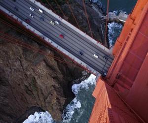 bridge, san francisco, and car image