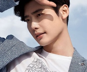korean and lee jong suk image
