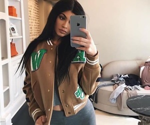 chic, fashion, and kylie image