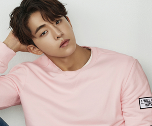 boy, nam joo hyuk, and handsome image