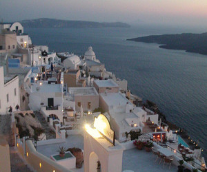 Greece and ocean image