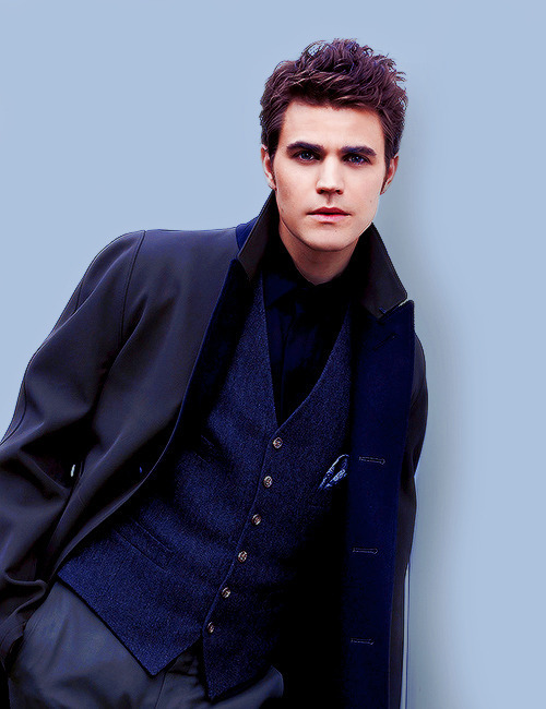 paul wesley, the vampire diaries, and Hot image