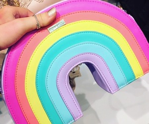 bag, bright, and colour image