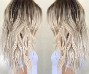 blond, white, and haïr image