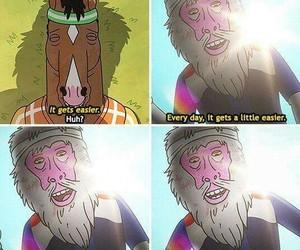 quotes, bojack horseman, and life image