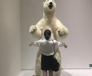 original, white, and white bear image
