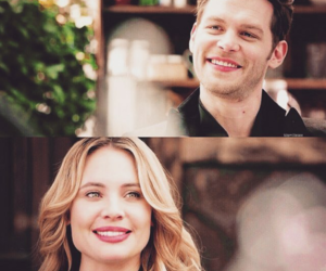 camille, klaus, and mikaelson image