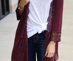 fashion, pretty, and stylish image