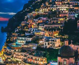travel, italy, and light image