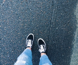 inspo, tumblr, and vans image