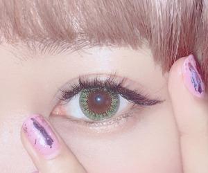 Harajuku, kawaii, and makeup image