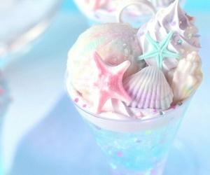 beautiful, beauty, and ice cream image