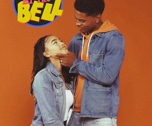 couple, love, and saved by the bell image