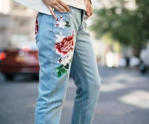 flowers, style, and trendy image