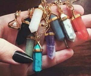 aesthetic, beautiful, and pendants image