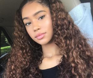 aesthetic, icons, and melanin image