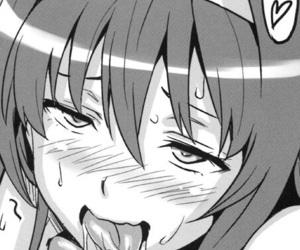 hentai and ahegao image