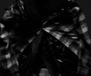 black and white, model, and zayn malik image