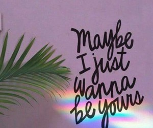 wallpaper, quotes, and rainbow image